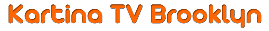 Kartina TV Brooklyn USA Big Logo