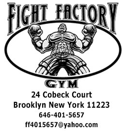 THE FIGHT FACTORY GYM - Kids Training