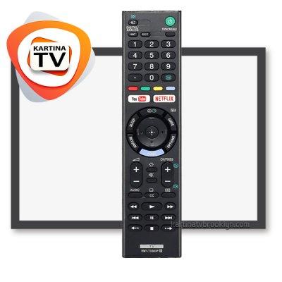 Пульт для телевизоров Sony