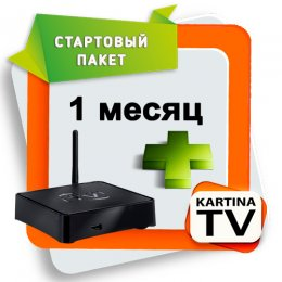 Стартовый комплект Kartina TV + Dune Like