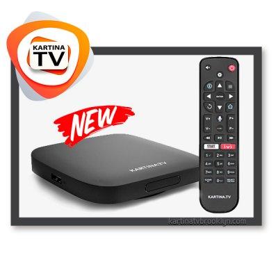 Kartina TV EVA Box