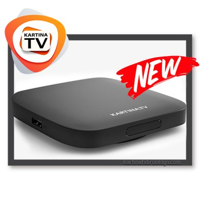 Kartina TV EVA Box