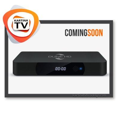 Kartina TV Dune HD Pro 4K