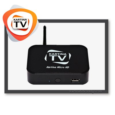 Kartina TV Dune Micro HD Wi-Fi/Lan Box