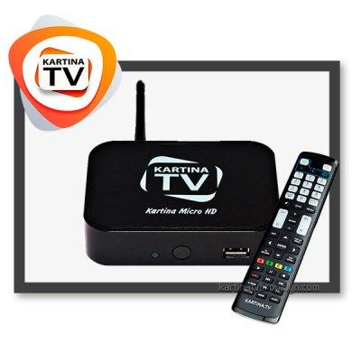 Kartina TV Dune Micro HD Box