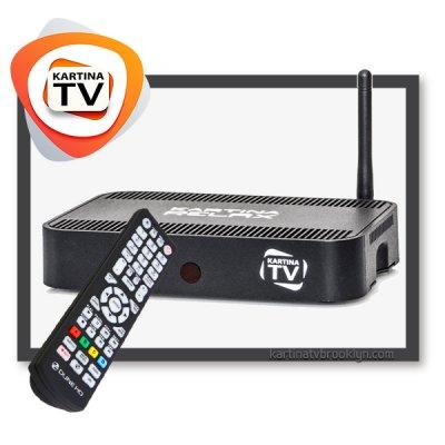 Kartina TV Relax Dune HD Box