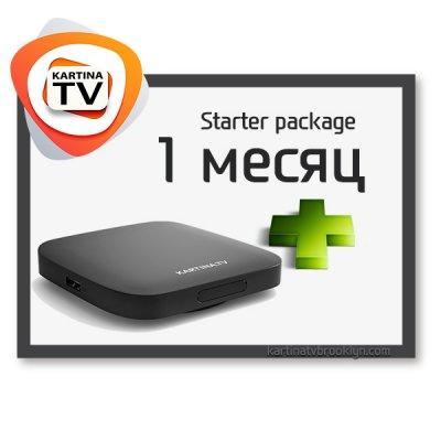 Стартовый комплект Kartina TV + EVA