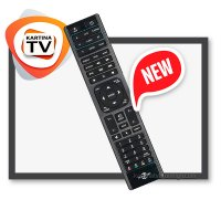 Universal remote control Kartina TV Dune
