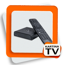 Kartina TV Comigo Quattro HD Box