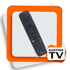 Remote control Kartina TV Comigo Quattro HD