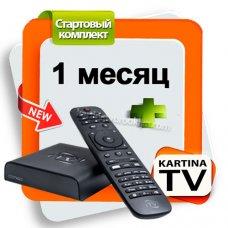 Стартовый комплект Kartina TV