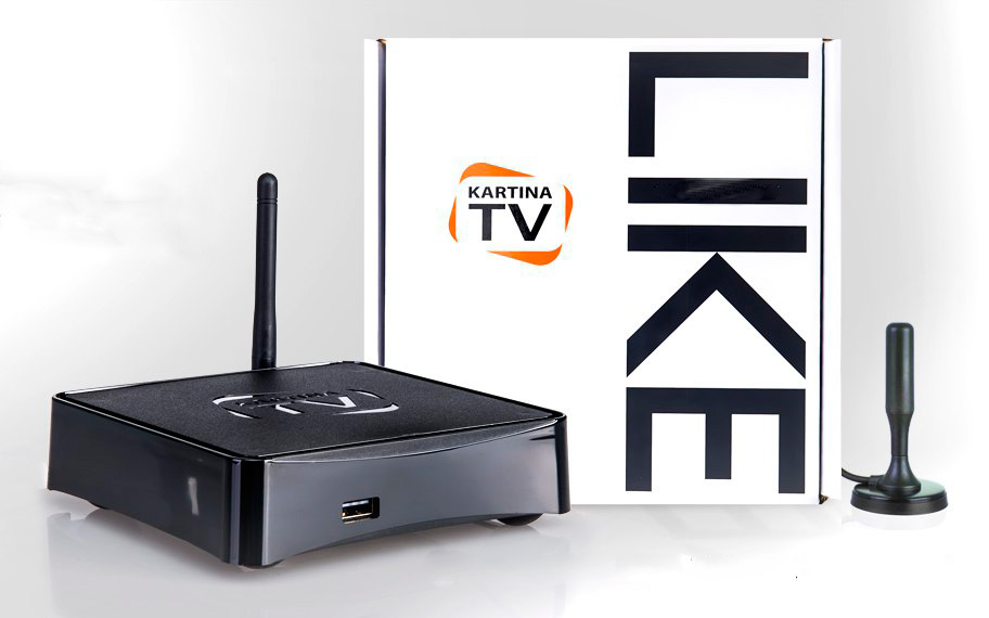 New Kartina TV Dune  Like Box is already in our store!